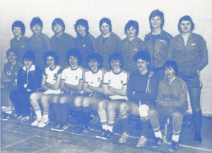 Cleveland Spartans 1982