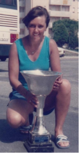 Italy 1985, and the Mundialito Trophy: 'World Champions!?!'