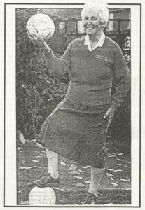 Flo Bilton in 1989