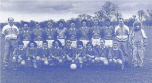 Millwall Lionesses 1991small