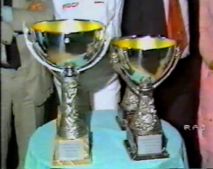 To the victor the spoils: the Mundialito trophies